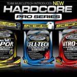 MuscleTech Hardcore Pro series