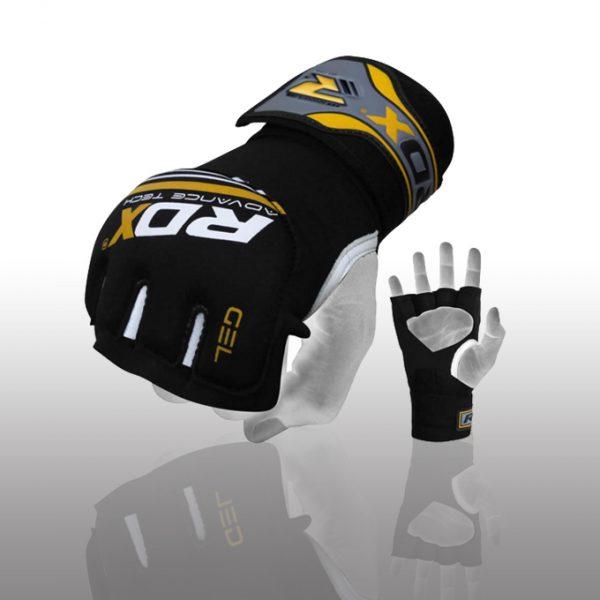 RDX Gel Neoprene Grappling Gloves