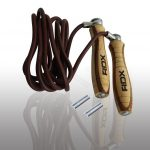 RDX Leather Skipping Speed Jump Rope