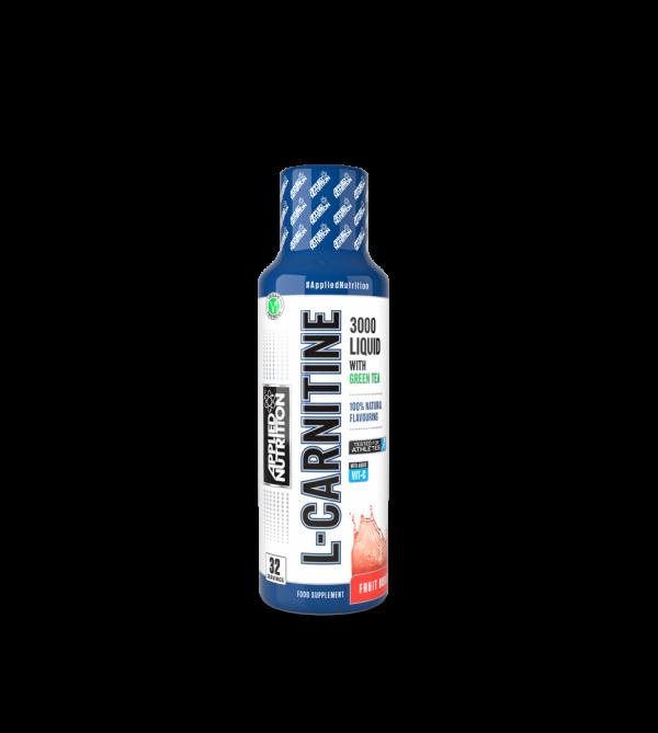 Applied Nutrition L-Carnitine Liquid 3000 with Green Tea_fruit_burst_3
